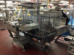 SWF Model 201 RH Case Erector Case erector sold by Beverage Industries