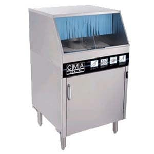 CMA Dishmachines GL-C - 1,000 Glass/Hr Glasswasher Commercial dishwasher sold by Elite Restaurant Equipment