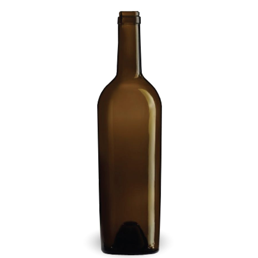 Bulk - Bordeaux Ecova Terroirs - 750ml - Antique Green - PLU Wine bottle sold by BOTTLE EXPRESS LLC