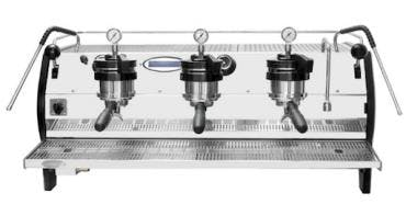 La Marzocco Strada Mechanical Paddle 3 Group Espresso Machine Espresso machine sold by Prima Coffee