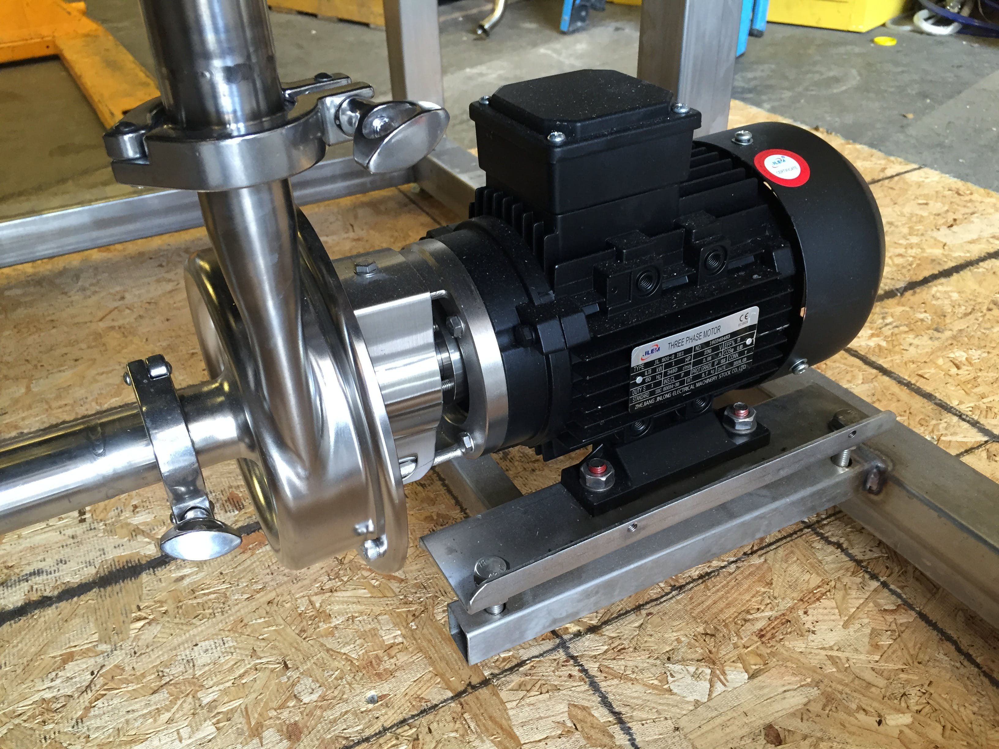 Pump Transfer pump sold by Systech Stainless Works, LLC