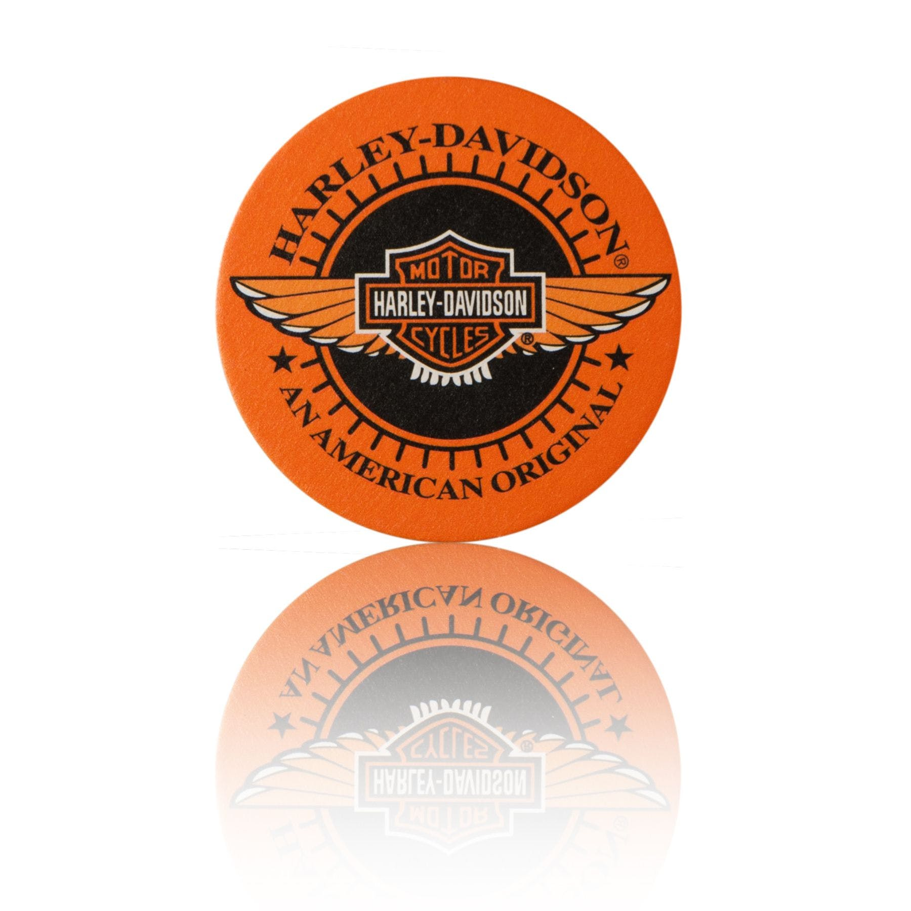 "60 PT 3.5"" Round Coaster Drink coaster sold by Ink Splash Promos, LLC"