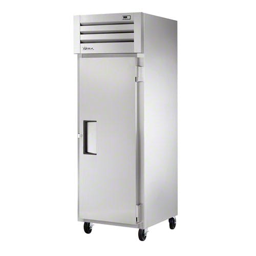 "True ( STM1R-1S ) - 27-1/2"" Solid Door Reach-In Refrigerator Commercial refrigerator sold by Food Service Warehouse"