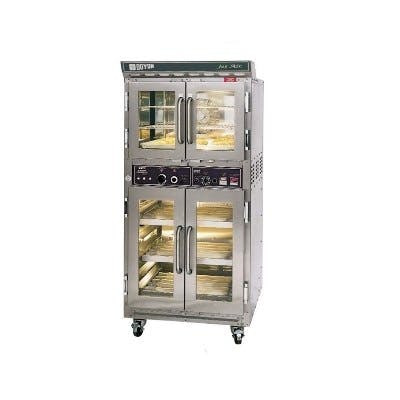 Doyon JAOP3 Oven Proofer Combo Commercial proofer sold by pizzaovens.com