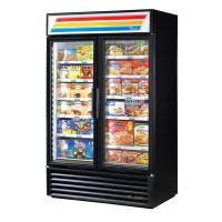 True GDM-43F-LD 40.6 Cu. Ft. 2 Glass Door Merchandising Freezer - LED Merchandiser sold by Prima Supply