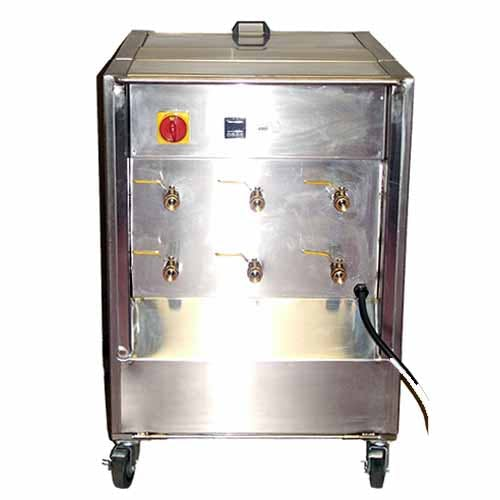 Glycol Heater Glycol chiller sold by The Vintner Vault