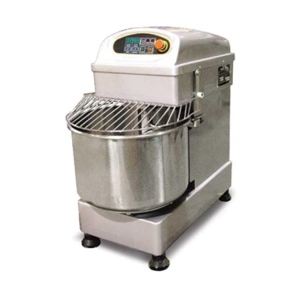 Omcan HS30DA Spiral Dough Mixer (26 lb capacity) Mixer sold by pizzaovens.com