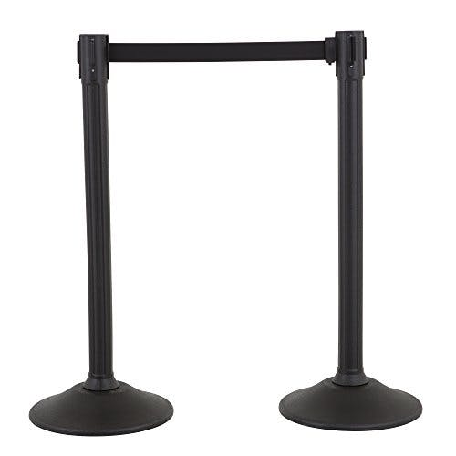 US Weight Sentry Stanchion with Retractable Belt (2-Pack)