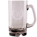 Etched Tritan Plastic Polycarbonate Beer Mugs & Drinkware - Customized Beer Mug sold by Cup of Arms