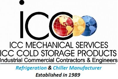 Refrigeration Systems to meet and exceed your Cooler or Freezer Refrigeration needs Refrigeration System sold by ICC Cold Storage Products