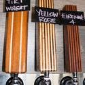 Chalkboard Tap Handles - Tap handle sold by Half Yankee Workshop