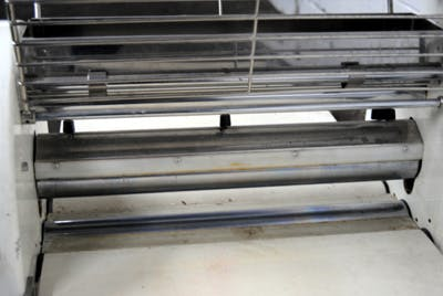 "SOTTORIVA 19"" WIDE REVERSIBLE SHEETER - sold by Union Standard Equipment Co"