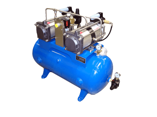AS-2GPLV2-30GH Air Amplifier Systems Air compressor sold by High Pressure Technologies