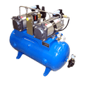 AS-2GPLV2-30GH Air Amplifier Systems - Air compressor sold by High Pressure Technologies