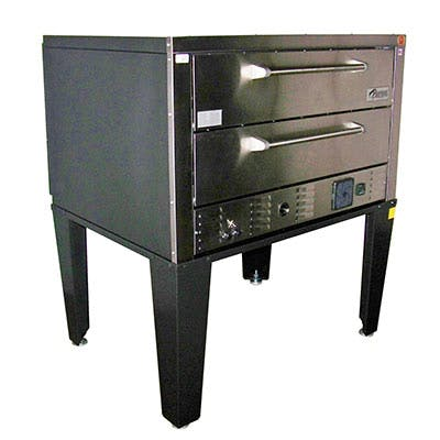 Peerless CE-61PE Electric Deck Oven Pizza oven sold by Pizza Solutions