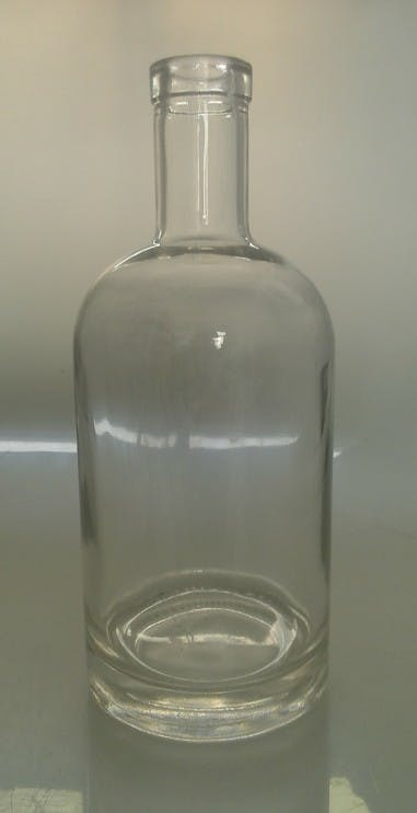 Winnipeg bar top liquor bottle, 750ml Liquor bottle sold by Luscan Group