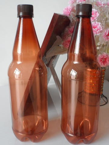 1000ml/1L plastic PET beer bottles Beer bottle sold by Luscan Group