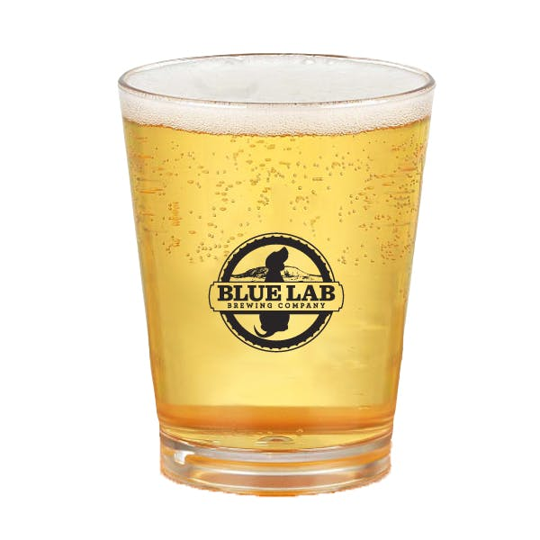 4 oz Mini Pint Glass Beer glass sold by MicrobrewMarketing.com