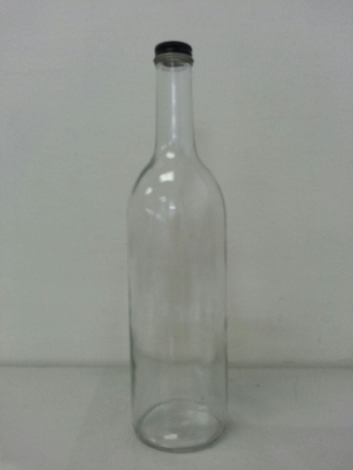 750ML FLAT BOTTOM BORDEAUX 12 PK Liquor bottle sold by Bottle Solutions