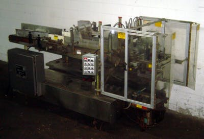 HAMRICK MODEL 360 DROP CASE PACKER Case erector sold by Union Standard Equipment Co