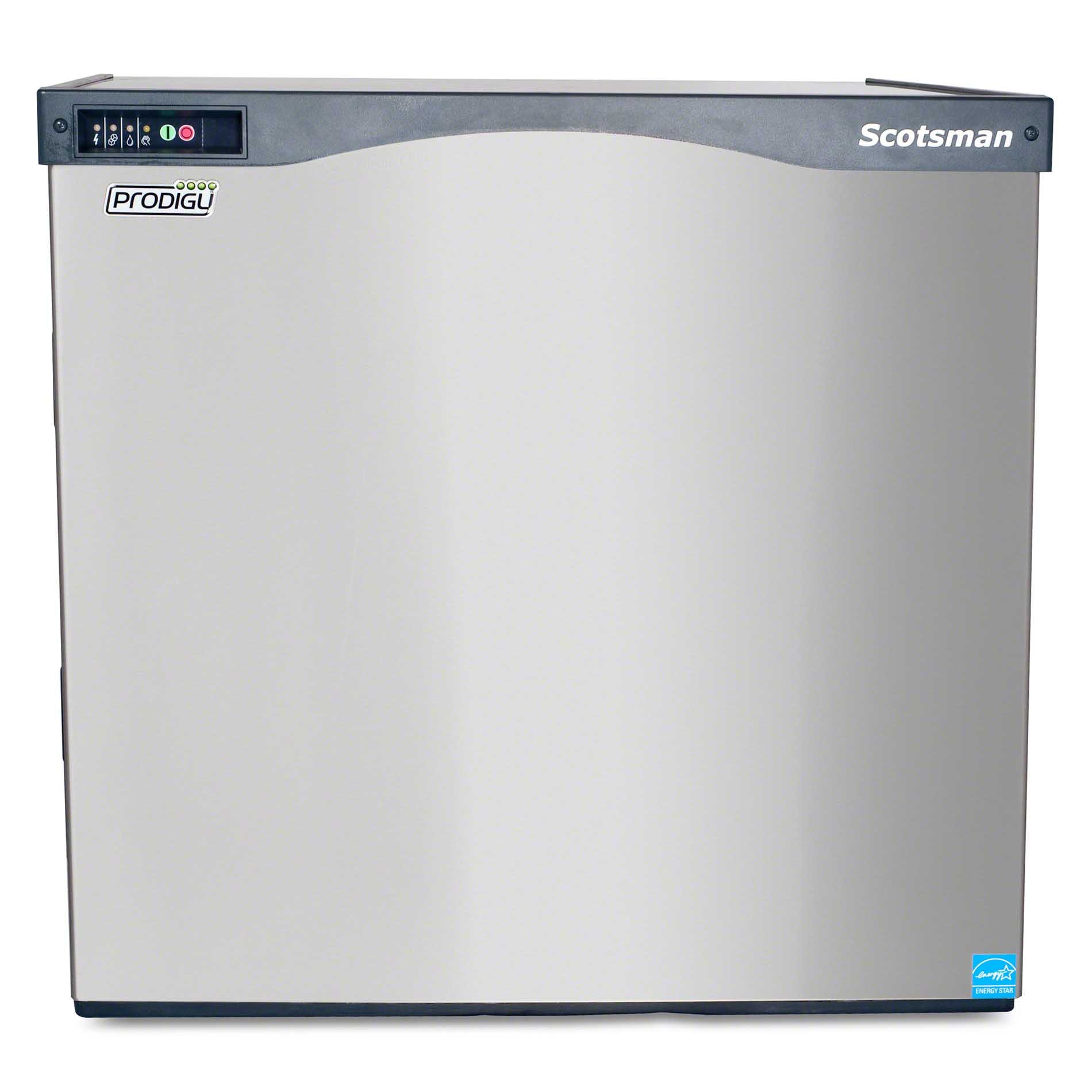 Scotsman - C1030SA-3A 1077 lb Half Size Cube Ice Machine - Prodigy Series - sold by Food Service Warehouse