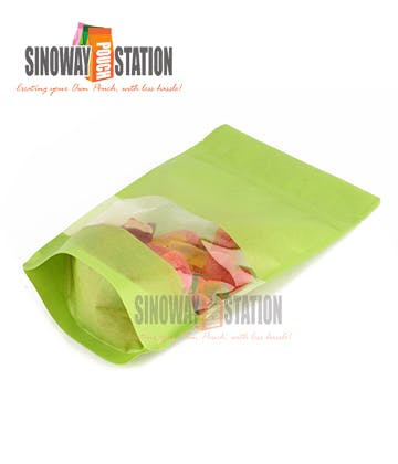 Rice Paper Bags Food Packaging sold by sinowaypouchstation.com,LLC