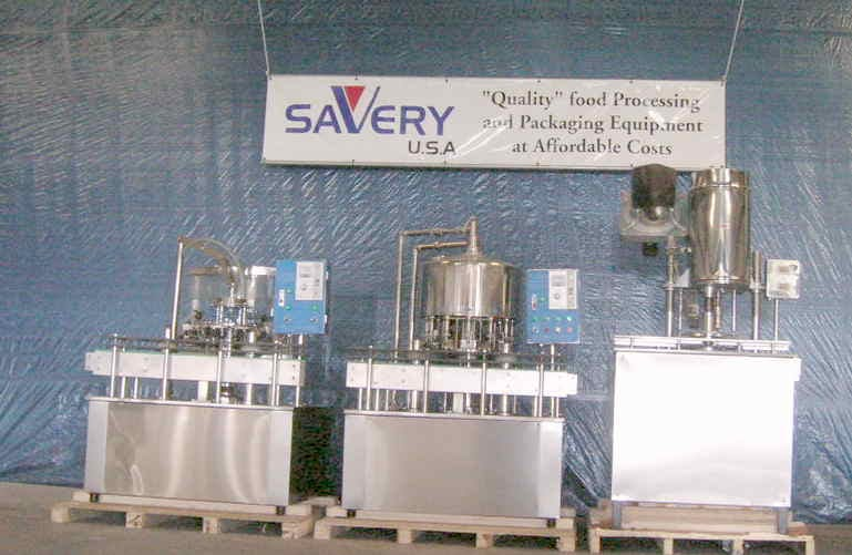 Bottle fillers - sold by Savery USA