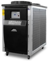 Glycol chillers, Indoor and Outdoor models Brewhouse sold by Bridgetown Brew Systems llc.