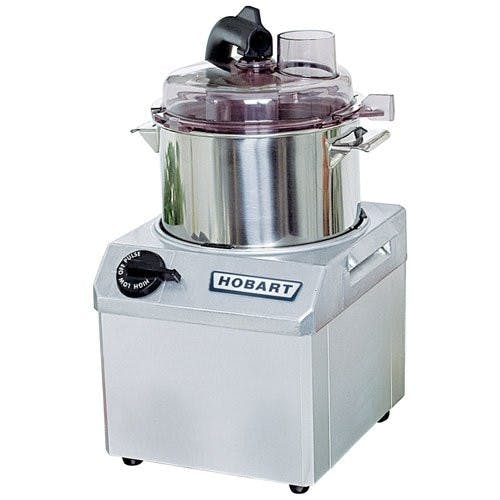 Hobart FP41-1 Food Processor, 4 Qt Bowl Style, 3/4 HP