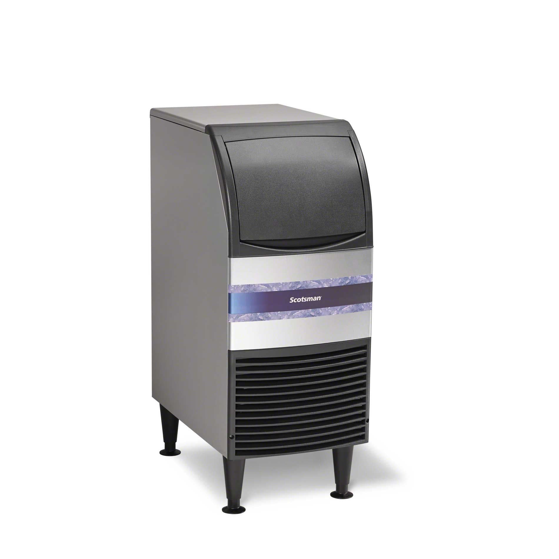 Scotsman - CU0415MA-1 50 lb Self-Contained Undercounter Cube Ice Machine - Essential™ Series Ice machine sold by Food Service Warehouse