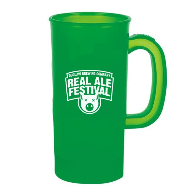 22 oz Plastic Stein Plastic cup sold by MicrobrewMarketing.com