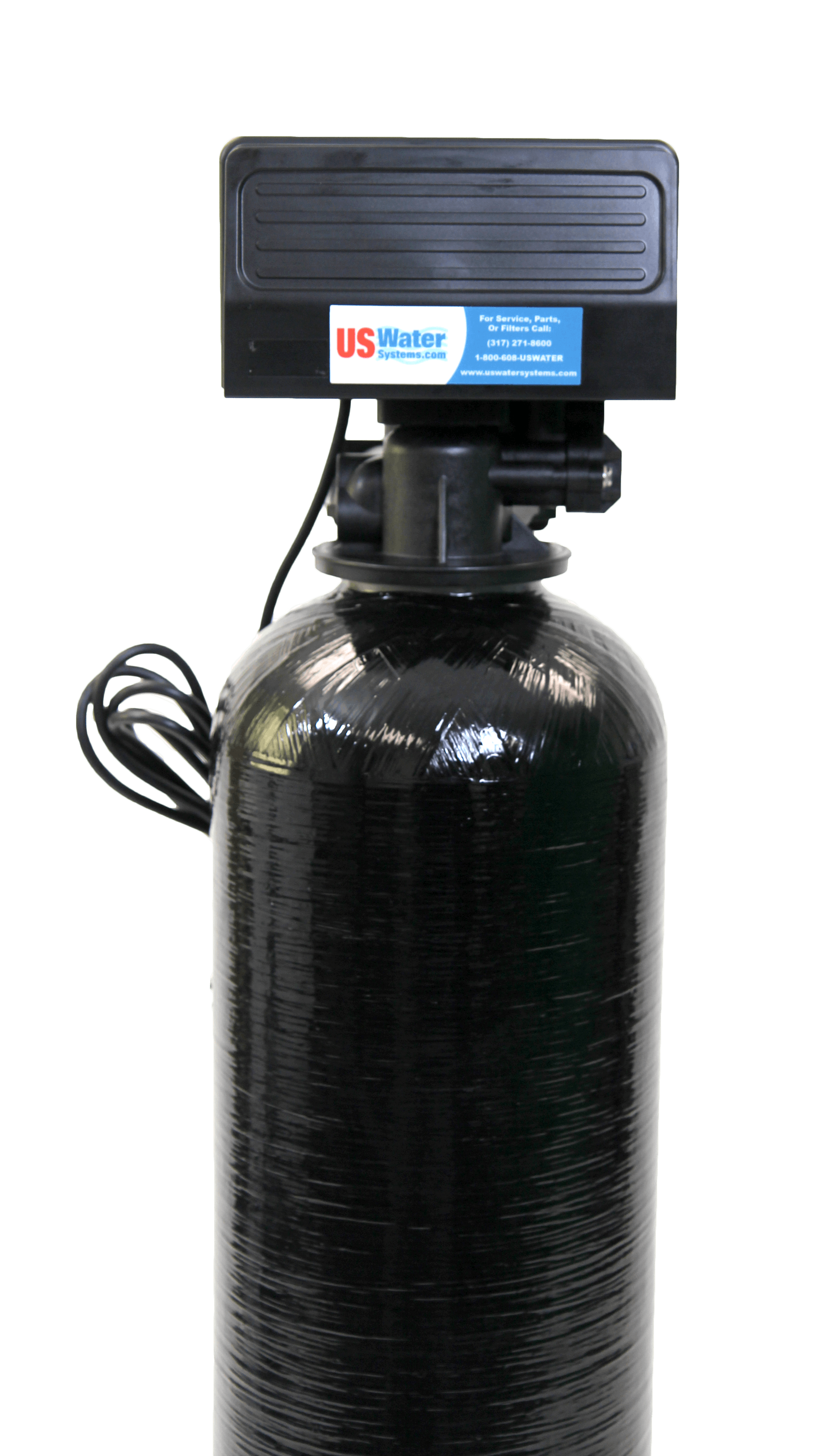 Backwashing Carbon Filters - sold by US Water Systems