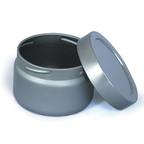 60mm-deep-screw-top-tin 2 3/8 x 1 11/16 Metal tins sold by Inmark Packaging
