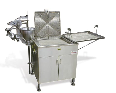 Belshaw Adamatic by Unisource 618L - Electric Open Kettle Fryer Commercial fryer sold by Elite Restaurant Equipment