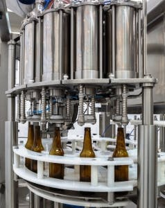 Automatic Isobaric Microblock – Model 551 EPV – Bottling Machines - sold by GLOBAL DIRECT PART