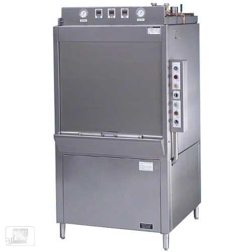 Insinger - SW-25-F 12 Rack/Hr Pot and Pan Washer Commercial dishwasher sold by Food Service Warehouse