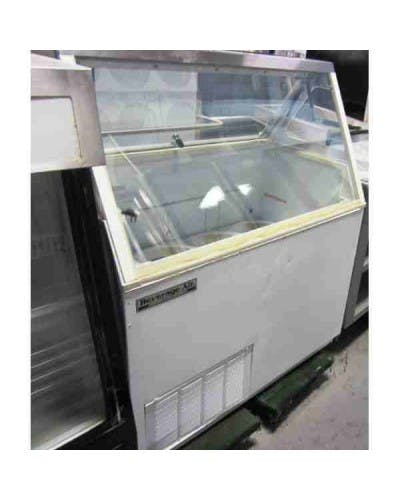 BEVERAGE AIR (BDC-8) FOUR (4) FT ICE CREAM DIPPING CABINET Dipperwell sold by NJ Restaurant Equipment