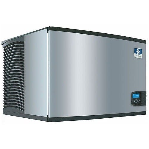 "Manitowoc ID-0452A Indigo Series 30"" Air Cooled Full Size Cube Ice Machine - 420 lb. Ice machine sold by WebstaurantStore"