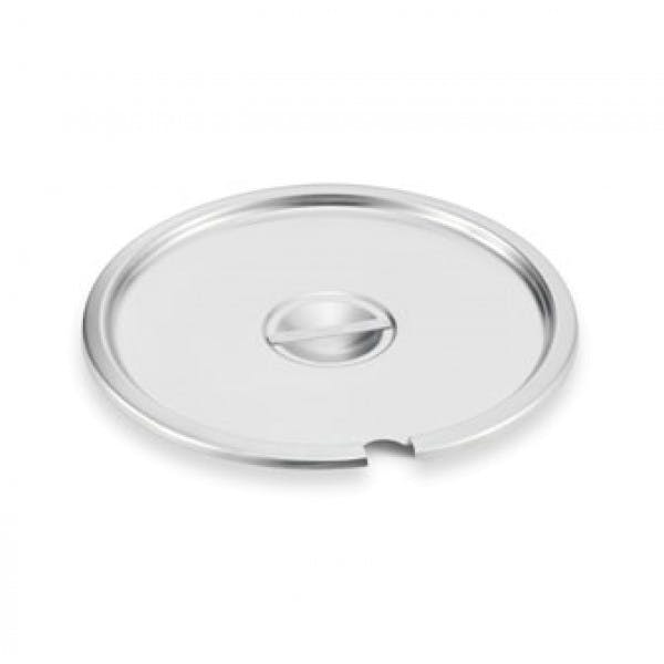 Slotted Stainless Cover for 2-1/2 qt. Inset Pan