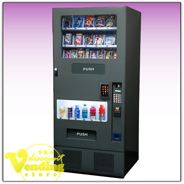 FEH Combo Vending Machine Vending machine sold by The Discount Vending Store