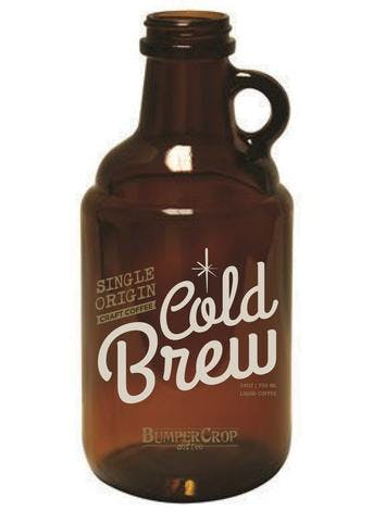 750ML AMBER JUG GROWLER #652 Growler sold by Clearwater Gear