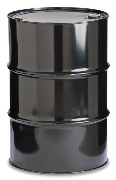 "Tight Head Drum Epoxy Lined with 2"" and 3/4"" Plugs 1A1/Y1.8/300  Drum sold by Bottle Solutions"