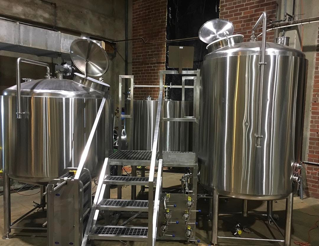 SysTech Electric Brewhouse