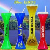 Yard of Beer Plastic cup sold by 1 Custom Promotions