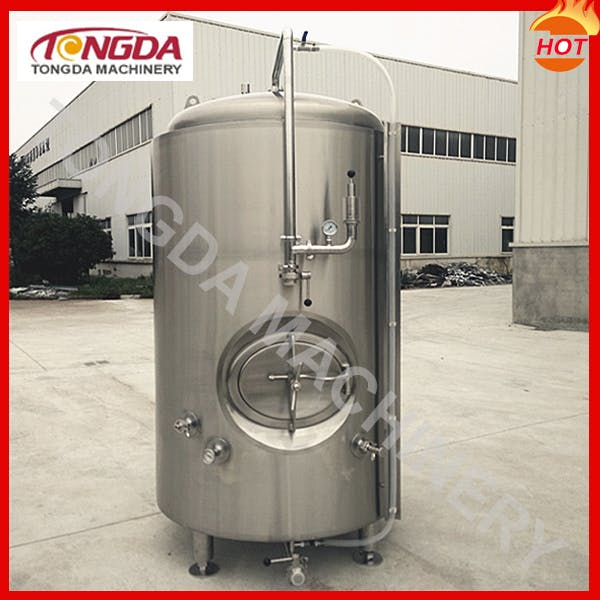 10 BBL Bright Beer Tank Bright tank sold by TD Machinery Co., Ltd.