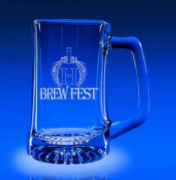 #3054 - 25 oz. Sport Mug XL Beer glass sold by Engraving Creations and More, Inc.