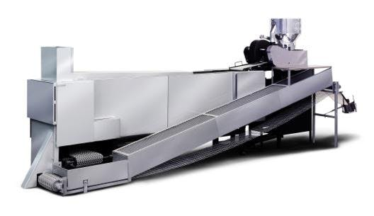 100KX - NSF Grade Tortilla press sold by Maquinas Tortilladoras Celorio