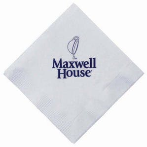 Beverage Napkins Napkin sold by CoastersAndCoozies.com