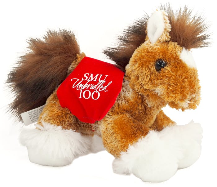 Clyde Horse with Saddle (Item # PFIIM-JSHWZ) Stuffed toy sold by InkEasy