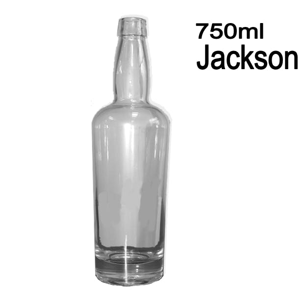 750ml Jackson Liquor bottle sold by Wholesale Bottles USA